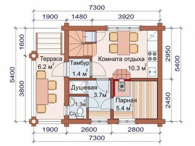 Проект ОБД-17