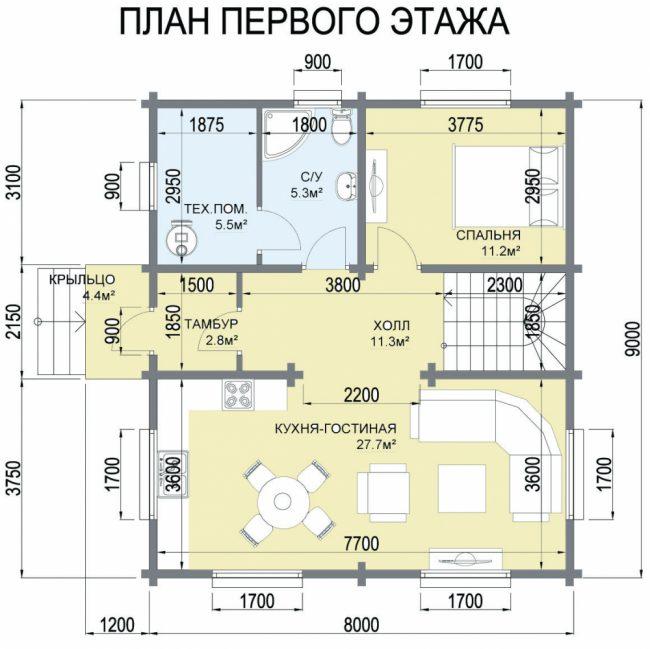 Проект ОБД-111