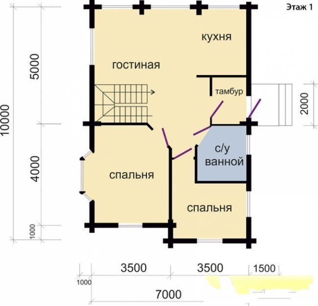 Проект БД-116