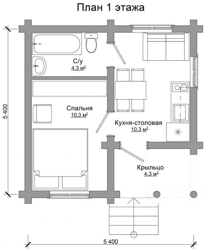 Проект ОБД-4
