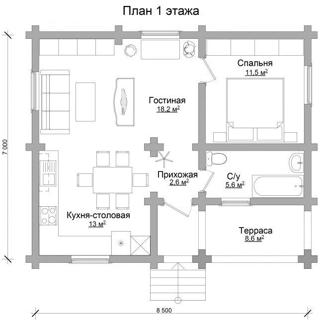 Проект ОБД-77