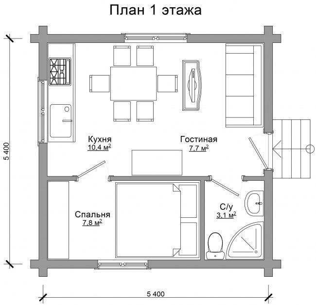 Проект ОБД-1