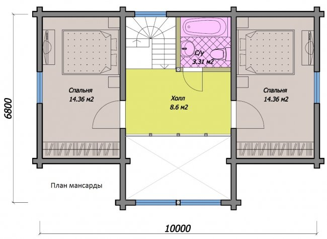 Проект БД-118