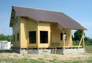 Проекты каркасных домов 7x13