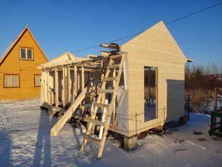 Бани под ключ в Ленинградской области