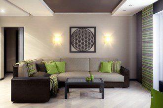 Дизайн интерьера квартиры в Санкт-Петербурге