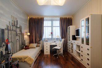 Дизайн интерьера комнаты в Санкт-Петербурге