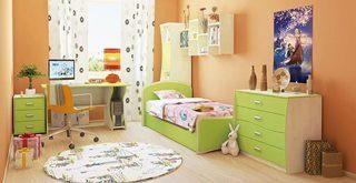 Дизайн детской комнаты в Санкт-Петербурге