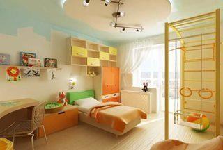 Фото варианты Дизайн детской комнаты в Санкт-Петербурге