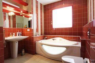 Дизайн ванной комнаты в Санкт-Петербурге