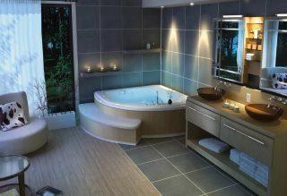 Фото варианты Дизайн ванной комнаты в Санкт-Петербурге