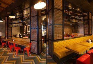 Фото варианты Дизайн интерьера кафе в Санкт-Петербурге