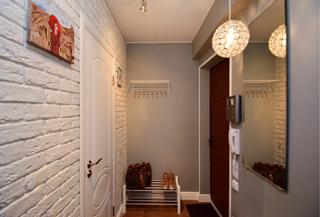 Дизайн коридора в Санкт-Петербурге