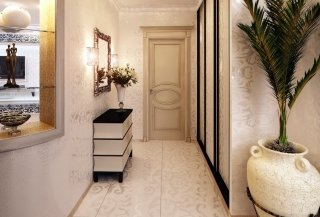 Фото варианты Дизайн коридора в Санкт-Петербурге