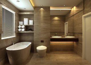 Дизайн туалета в Санкт-Петербурге