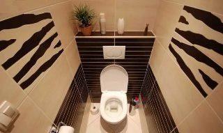 Фото варианты Дизайн туалета в Санкт-Петербурге