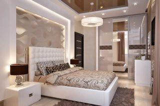 Дизайн спальни в Санкт-Петербурге