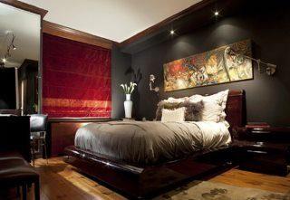 Фото варианты Дизайн спальни в Санкт-Петербурге