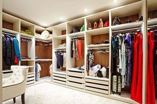 Фото варианты Дизайн гардеробной комнаты в Санкт-Петербурге