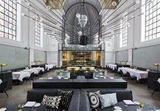 Дизайн интерьера ресторана в Санкт-Петербурге