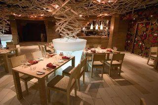 Фото варианты Дизайн интерьера ресторана в Санкт-Петербурге