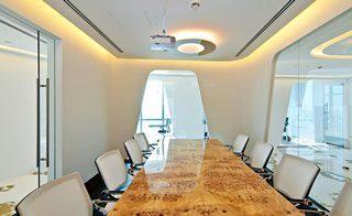 Дизайн интерьера офиса в Санкт-Петербурге