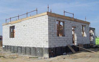 Проекты домов 6х12 из газобетона СПб