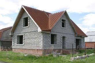Проекты домов 6х7 из газобетона СПб