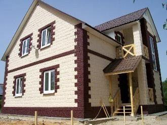Проекты домов 6х10 из газобетона СПб