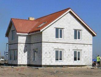 Проекты домов 7х13 из газобетона