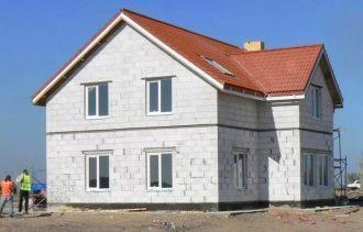 Проекты домов из пеноблоков 7х7