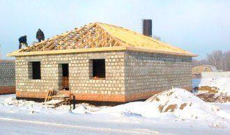 Проекты домов из пеноблоков 6х7 в Санкт-Петербурге