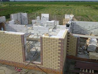 Проекты домов 6х11 из пеноблоков Санкт-Петербург
