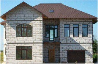 Проекты домов из пеноблоков 6х12