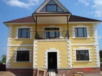 Проекты домов 7х12 из пеноблоков