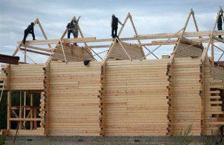 Проекты домов из бруса 5х6 в Санкт-Петербурге