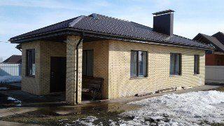 Проекты домов из кирпича 5х7 в Санкт-Петербурге