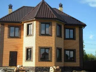 Проекты домов из кирпича 7х9 в Санкт-Петербурге