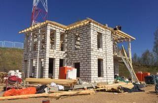 Строительство каменных домов в Санкт-Петербурге под ключ