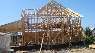 Строительство каркасных домов в Ленинградской области под ключ
