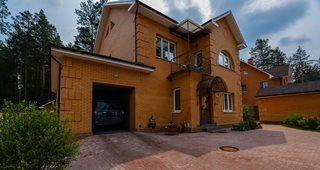 Строительство загородных домов в Кронштадте под ключ