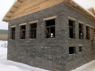 Строительство домов из арболита в Санкт-Петербурге под ключ