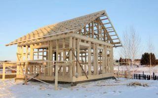 Строительство каркасных домов в скандинавском стиле в Санкт-Петербурге под ключ