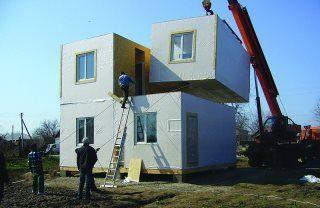 Строительство модульных домов в Санкт-Петербурге под ключ