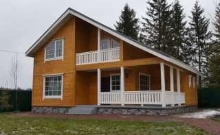 Строительство загородных домов в Выборге под ключ