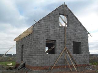 Строительство дома из керамзитобетонных блоков в Санкт-Петербурге под ключ