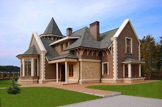 Строительство домов премиум класса в Санкт-Петербурге под ключ