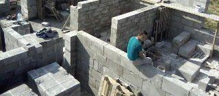 Строительство домов из полистиролбетона в Санкт-Петербурге под ключ