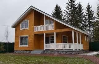 Строительство загородных домов в Новгородской области под ключ