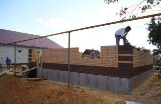 Строительство домов с цокольным этажом в Санкт-Петербурге под ключ